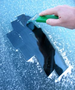 Clear Your windshield